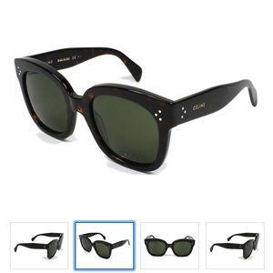 CELINE 41805/S 0861E Sunglasses